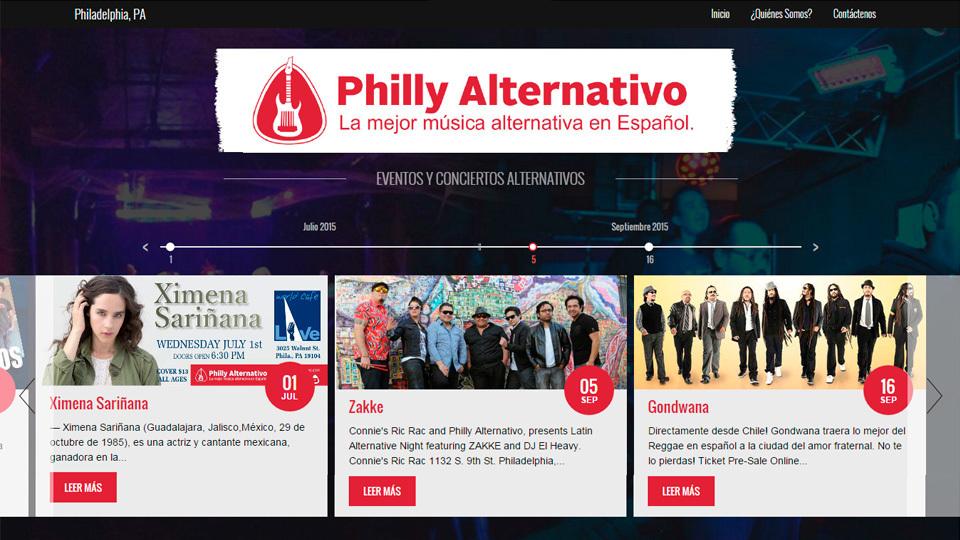 Sitio web philly alternativo 01