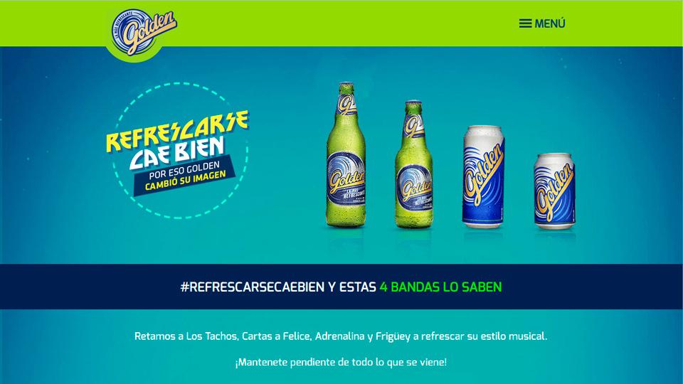 App social golden refrescarse 01
