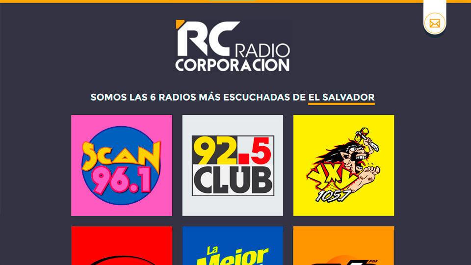 Sitio web mi radio 01