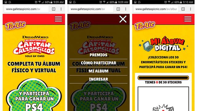 Social app capitan calzoncillos 04