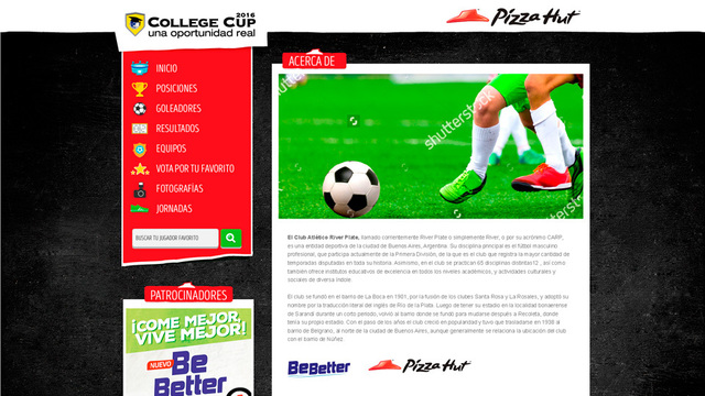 Sitio web college cup 02