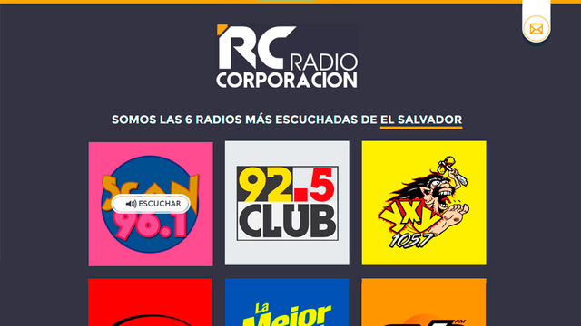 Sitio web mi radio 02