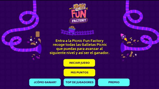Juego html5l picnic fun factory 01