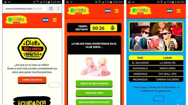 App social quesitos picantes 04