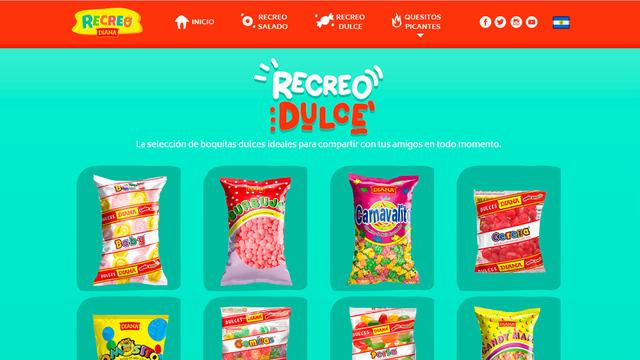 App social recreo diana 02
