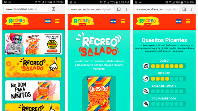 App social recreo diana 04
