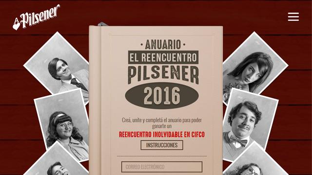 App social reencuentro pilsener 01