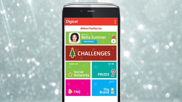 App social digicel christmas 02