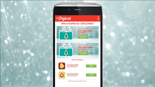App social digicel christmas 03