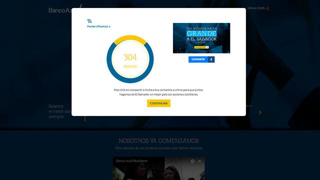 Social app banco azul 02