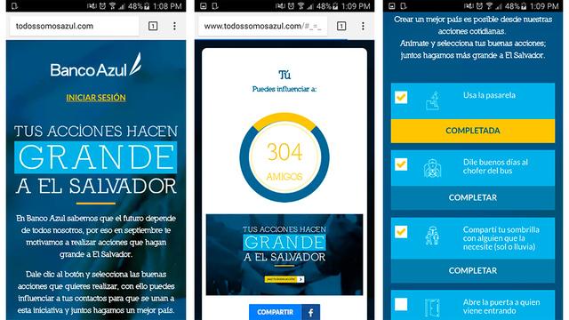 Social app banco azul 04