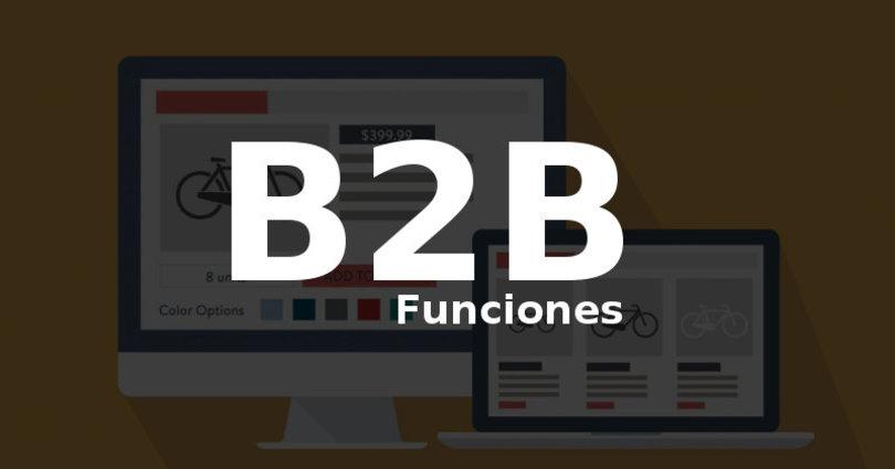 Paginas web b2b