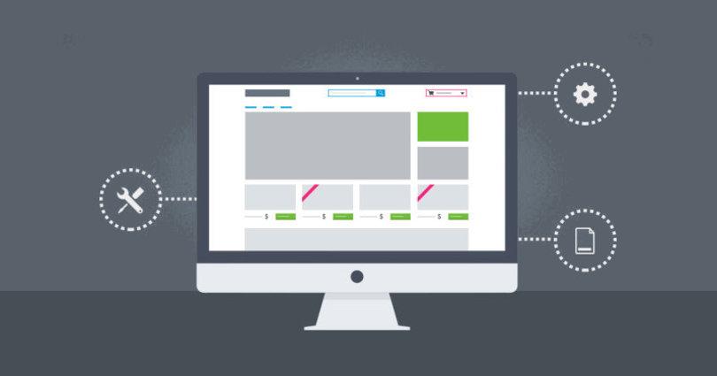 Usabilidad pagina web de inicio