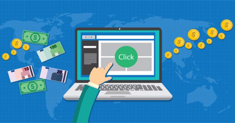 Dinero sitios web