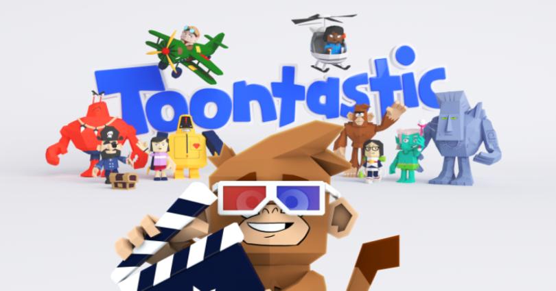 Toontastic google