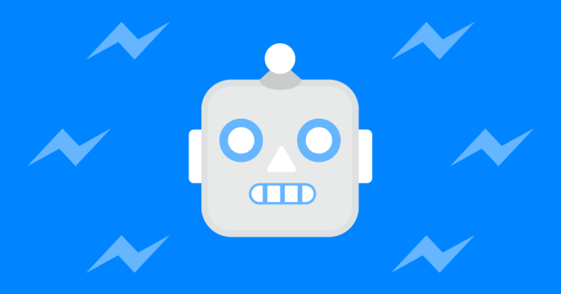 Facebook messenger bot 01