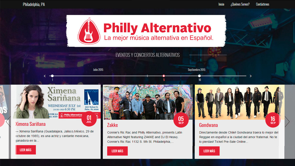 Sitio web philly alternativo 01