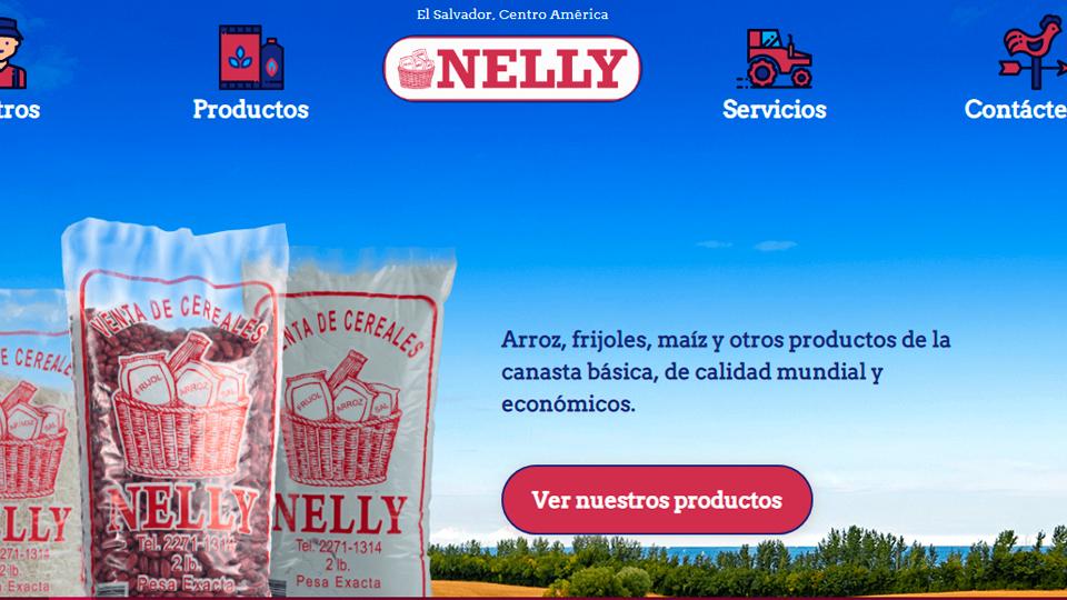portafolio desarrollo-digital-Cereales Nelly